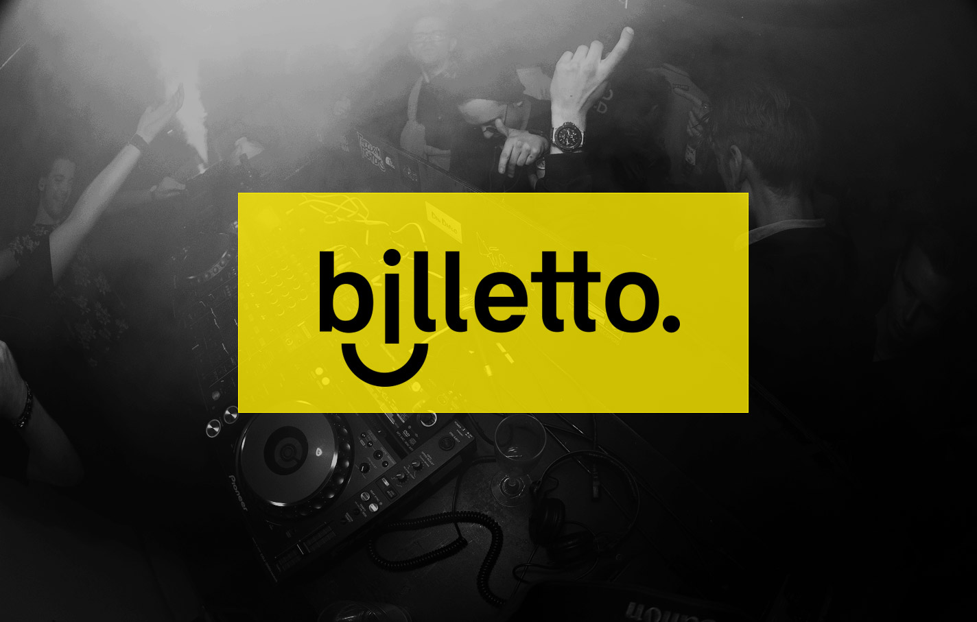Get tickets at billetto